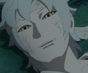 anime, mitsuki, and boruto image