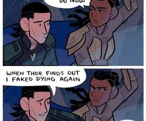 Avengers, fanart, and funny image