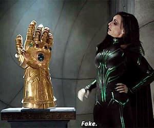 gif, Marvel, and thor image