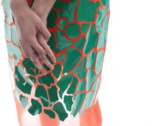 dress, green, and skirt image