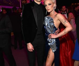 halsey, couple goals, and halsey and g eazy image