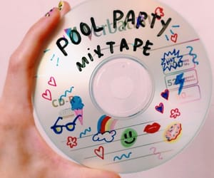 cd, music, and mixtape image