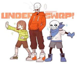 papyrus, chara, and underswap image