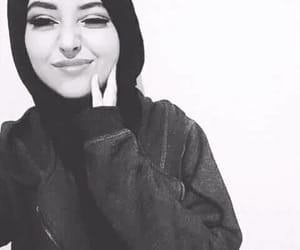 hijab and morocco image