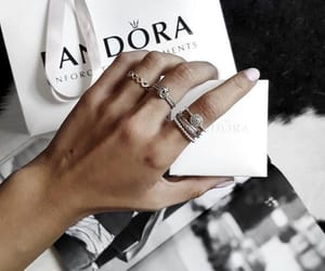 pandora and rings image