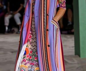 boho, coat, and fashion image