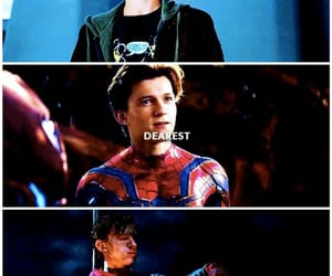 Avengers, spider-man, and Marvel image