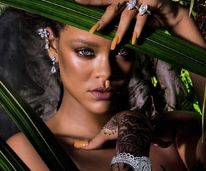 rihanna, fashion, and beautiful image