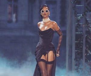 rihanna, Victoria's Secret, and riri image