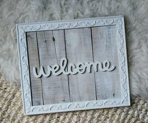 etsy, rustic wood sign, and rustic decor image