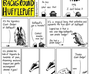 badger, comic, and funny image