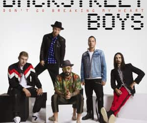 backstreet boys, brian littrell, and aj mclean image