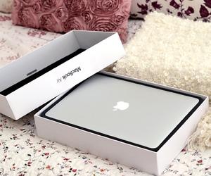 apple, macbook, and luxury image