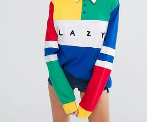 fashion, lazy oaf, and primary colors image