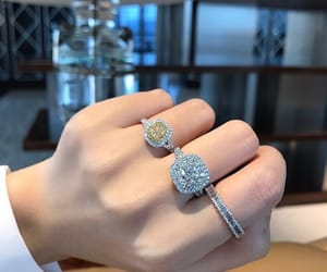 crystals, diamonds, and engagement image
