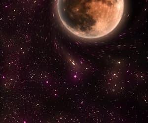 alternative, gif, and moon image