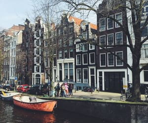 amsterdam, city, and holland image