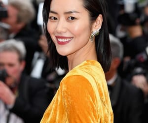 cannes, liu wen, and models image