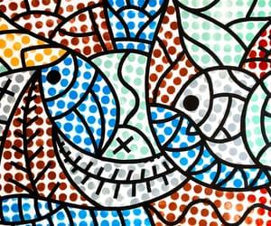mural, street art, and muurschildering image