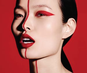 beauty, f, and ling liu image