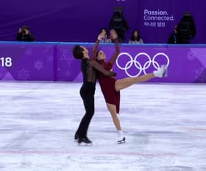 canada, gif, and ice dance image
