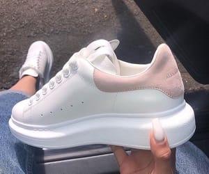 Alexander McQueen and sneakers image
