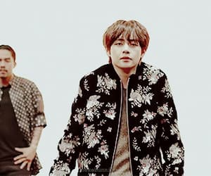 gif, bts, and 태형 image