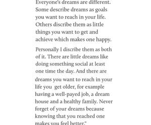 dreams, happiness, and happy image