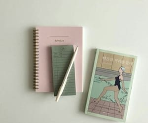 aesthetic, minimalist, and pink image