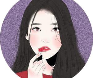 iu and hyeonsori image