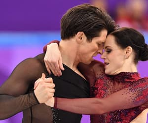 moulin rouge, tessa virtue, and pyeongchang 2018 image
