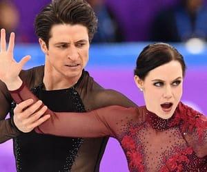 moulin rouge, ice dance, and pyeongchang 2018 image