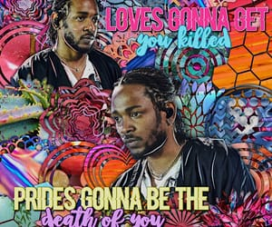 edit, music, and kendrick lamar image
