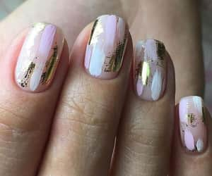 nails, girls, and hands image