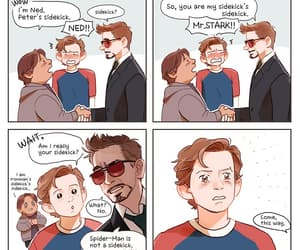 fanart, iron man, and Marvel image
