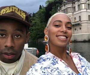 parents, tyler the creator, and solange image