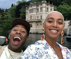 tyler the creator and solange image