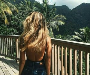 adventure, fashion, and hair image