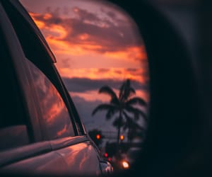 adventure, orange, and sky image