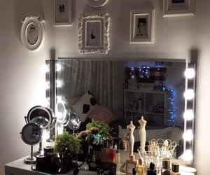 decorations, girls, and makeup image