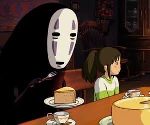 gif, spirited away, and anime image