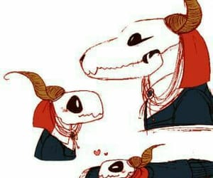 anime, cute, and the ancient magus bride image