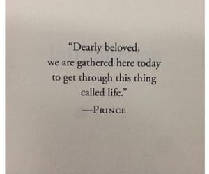 prince, life, and quotes image