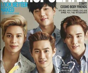 exo, key, and SHINee image