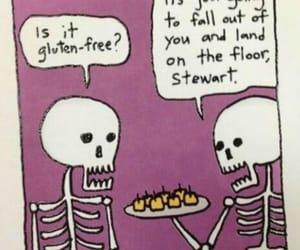 cartoon, dead, and food image