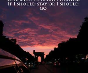 afraid, city, and feelings image