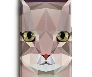 cat, cat lover, and cellphone case image