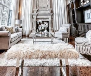 grey, home decor, and interior design image