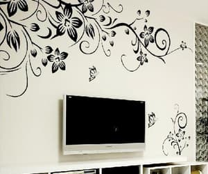 wall decal and homebody image