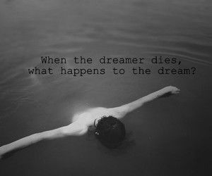 dead, death, and Dream image